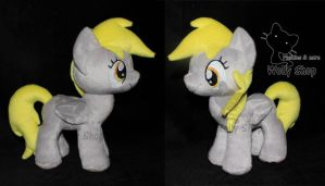 Derpy Filly by Vegeto-UchihaPortgas