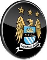 Manchester City 3D Badge by thomasdyke
