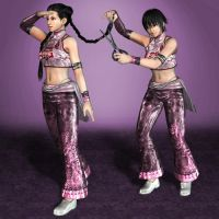Dead Or Alive 5 Pai Chan 2 by ArmachamCorp