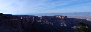 Colorado Monument Panorama by Torqie