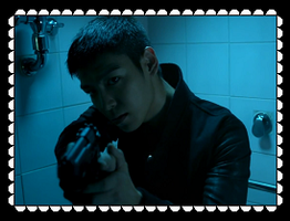 The Commitment Myunghoon Fan Stamp 2 by MorkelebTheDragon