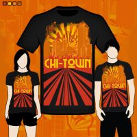Chi Town Tee by davilesdesigns