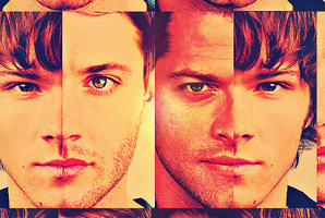 Wait, who -Castiel and Sam and Dean- by TidusPoorPants