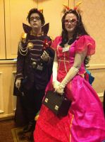 AAC 2012- Eridan and Feferi by SweeneyT-DemonBarber