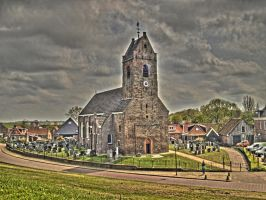 A Church by Anthracite-Cat