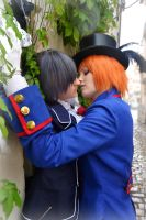 Drocell x Ciel Time by Federchen05