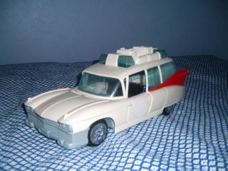 Ecto-1 by EgonEagle
