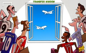 Transfer window by OmarMomani