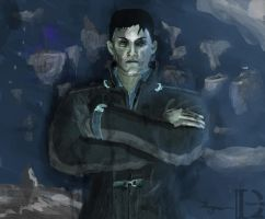 The Outsider by Dauganor