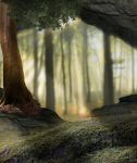 Premade Forest5 by phantomstockps