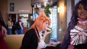 joker candid in the morning by goblincreations