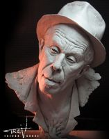 Tom Waits From Mortal Clay 21 by TrevorGrove