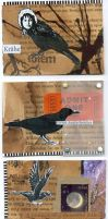 Crows ATCs by jademond