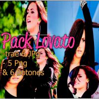 Photopack #2 Lovato by LeahEditiions
