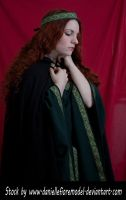 Medieval Cape Stock II Preview by DanielleFioreModel