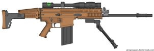 Scar fn new version by jon646an2