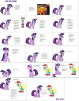 A Talk with Twilight Sparkle by batman0889