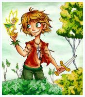 Adventure In Neverland by My-Anne