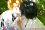 Bleach: Show Me Your Lips by iigo-tomo-e