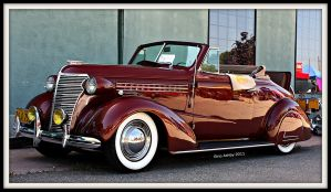 1938 Chevy Cabriolet. by StallionDesigns