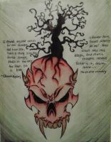 Roots Of Evil by Kristina-Henderson