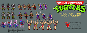 TMNT FOTFC: Bosses Reshade - (HQ) High Quality by drestrada