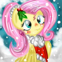 it is a cold day by xWhiteDreamsx
