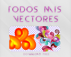 +Todos mis vectores [Regalo 350 Watchers] by onlybestrong