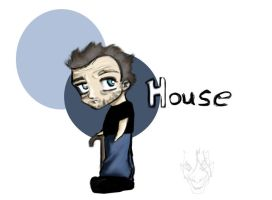 House Chibi by Devain