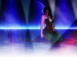 Mit little mermaid by olamever
