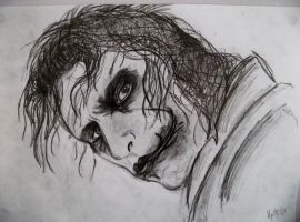 The Joker by XxnotmexX