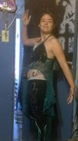 Belly Dance Costume 2 by arcticfox812