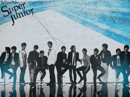 Super Junior by TsukiNita