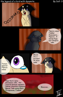 The legend of a bird with dynamite. Part 4 by dollwolf