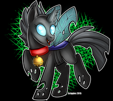 Changeling by Sciggles