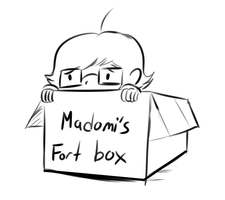 Madommi box by lucy-fuchs