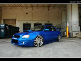 Subaru Coupe by Hemi-427