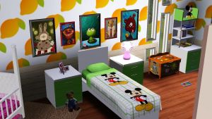 kids room by kkei20