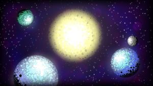Celestial Bodies by Clone26