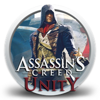 Assassin's Creed Unity - Icon A by TheM4cGodfather