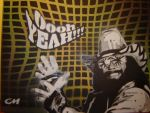 Macho Man Randy Savage by Stencils-by-Chase