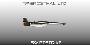 AEROSTHAL Swiftstrike by JB1992