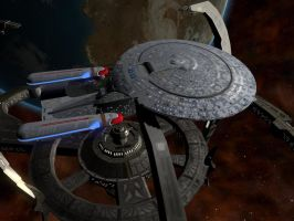Docked at DS9 by fallowbuck