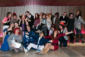 Meanwhile, at Doctor Who Meetups in Sweden... by Cherazor