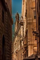 Cables and stuff in Rome by stevegek