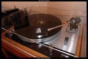 My Swiss Turntable by HerrDrayer