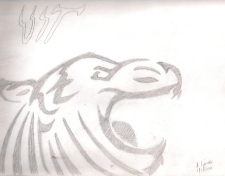 UST Growling Tiger Mascot by IanUzumaki