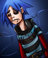 2-D by Pheoniic