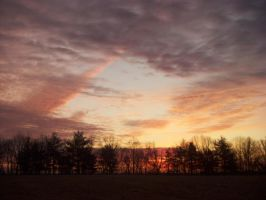 First Sunrise of '09 by RosalieCullen37