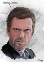 Dr.House by SpaceMoule